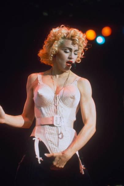Blonde Ambition tour, 1990