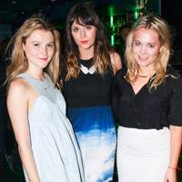 Amber Atherton, Lilah Parsons and Poppy Jamie