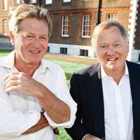 John Pawson and Sir Anthony Bamford