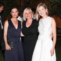 Rosetta Getty, Patricia Arquette and Rosamund Pike