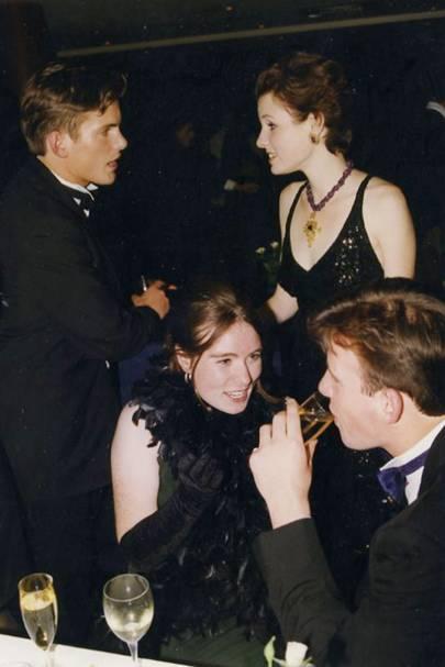 Toby Allen, Pippa Prain, Alexandra Grant Peterkin and Nicholas Morton