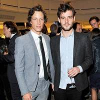 Rob Pryor and Roo Panes
