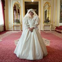 Lancaster House, Wilton House and Wrotham Park - interiors of Buckingham Palace