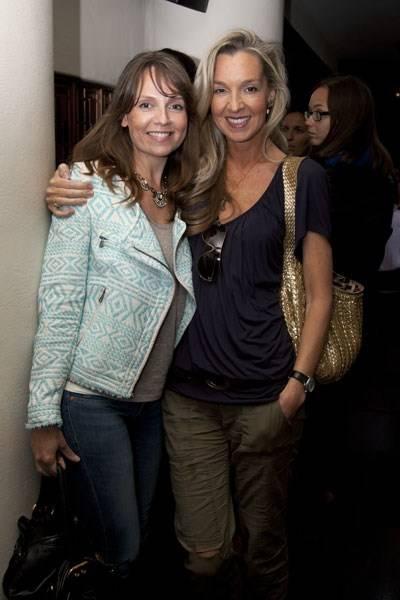 Vanessa Scott and Charlotte McCarthy