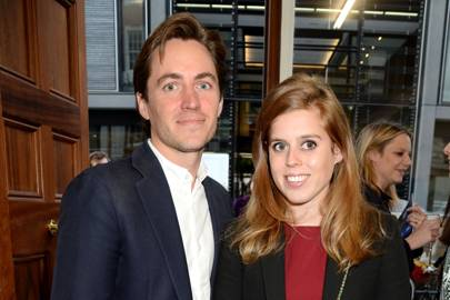 Princess Beatrice will have a modest wedding