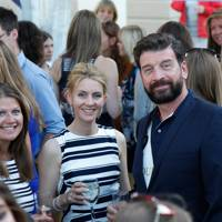 Rosie Gosling, Kate Johnson and Nick Knowles