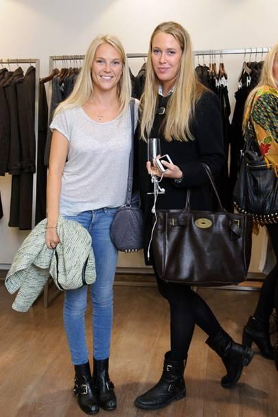 Emily Lopes and Lady Natasha Howard