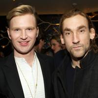 Henry Conway and Joseph Mawle