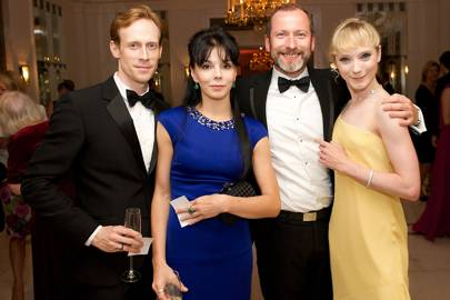 Edward Watson, Natalia Osipova, Kevin O'Hare and Sarah Lamb