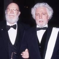 Leo Lerman and Gray Foy