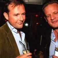 Hugo Gibbs and Charles Davis