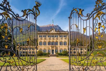 Villa Sola Cabiati, Lake Como