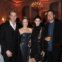 James D'Arcy, Andrea Riseborough, Liberty Ross and Rupert Sanders