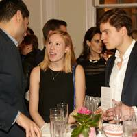 Ash Chaudhry, Jessica Arrol and Brendan Nerbon