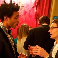 Charlie Casely-Hayford and Oliver Proudlock