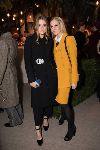 Bea Fresson and Alice Naylor-Leyland