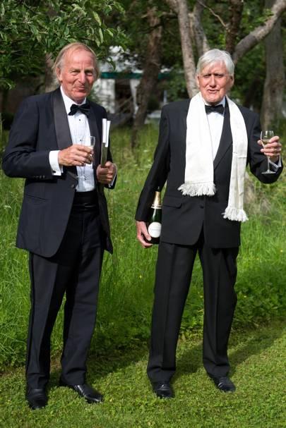 Edward Weston and Michael Woods