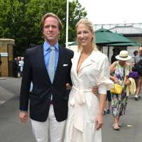 Thomas Kingston and Lady Gabriella Windsor