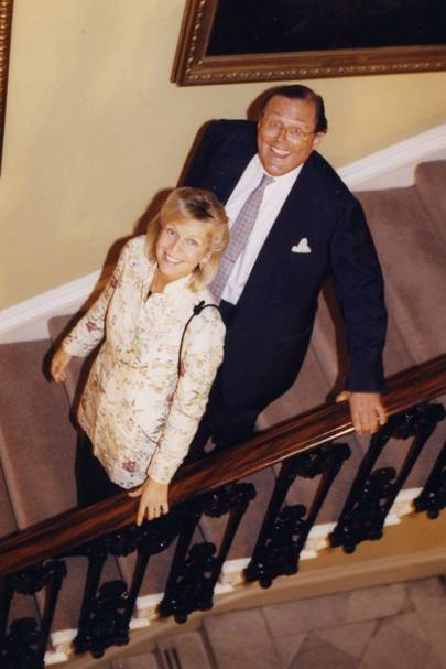 Mrs David Ker and David Ker