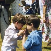 Matthew Blain and Thomas Blain