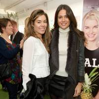 Sophie Stanbury and Kim Johnson