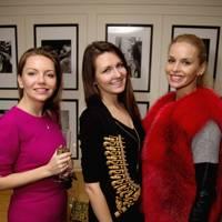 Olga Sardarova, Valeria Epifanova and Polina Polyakova