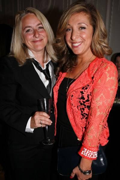 Emma Kennedy and Tracy-Ann Oberman