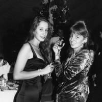 Alejandra Echenique and Brigitte de Lisle Yates