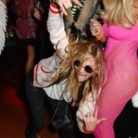 Kate Moss, Fat Tony and Rita Ora