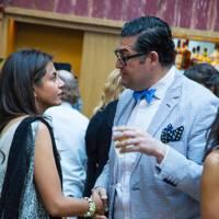 Mehreen Khursheed and Fouad Kanaan
