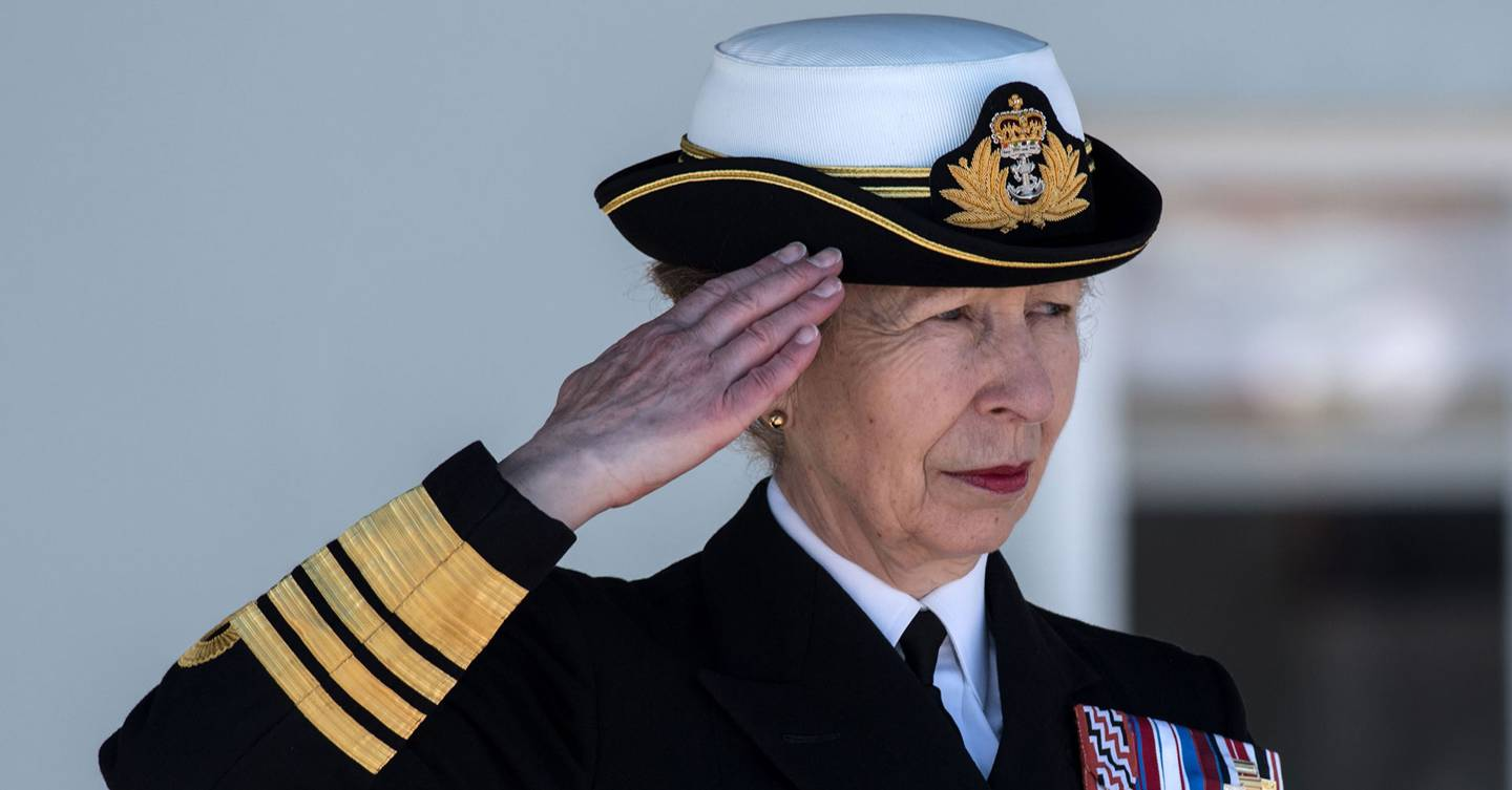 Princess Anne takes on the Duke of Sussex's Royal Marines vacancy