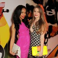 Sarah-Jane Crawford and Katie Readman