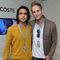 Luke Pasqualino and Jack Fox