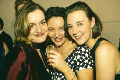 Vanessa Konig, Alexandra Perry and Joanna Comfort