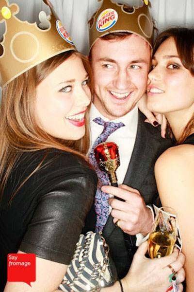 Rebecca Hoffnung, Francis Boulle and Lily Robinson