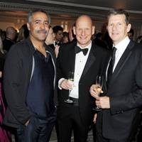Daley Thompson, Duncan Goodhew and Steve Cram