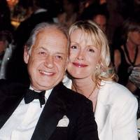 John Standing and Mrs Theo Fennell