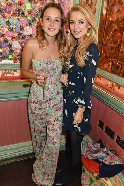 Daisy Jenks and Camilla Thorp