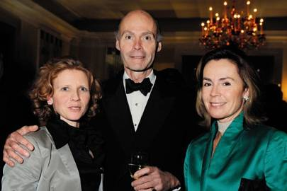 Jenny Tudge, Ferdinand Hooft Graafland and Mrs Ferdinand Hooft Graafland