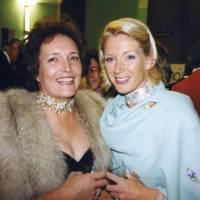 Julia Scott-Barrett and Anna Stewart