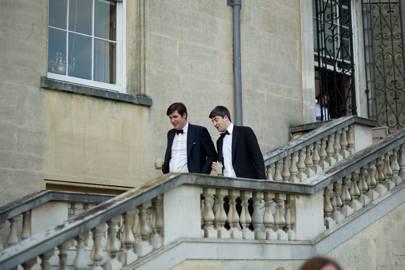 Arthur Vestey and Max Gelber