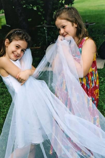 Tatiana Shashou and Rachel Davis