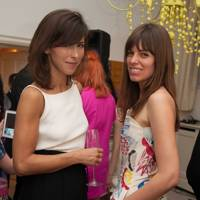Sophie Hunter and Eloise Fornieles