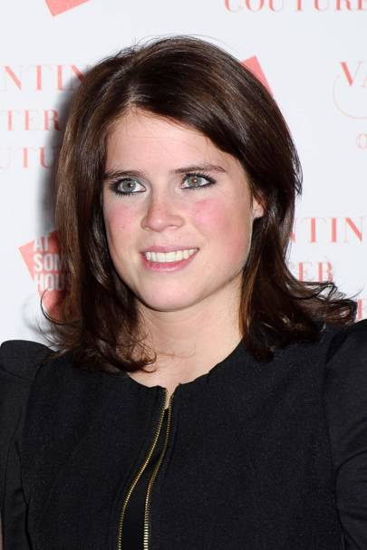 Princess Eugenie, 2012