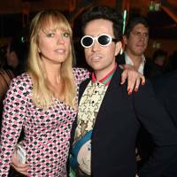 Sara Cox and Nick Grimshaw