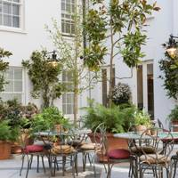 Petersham Nurseries Covent Garden 1st anniversary