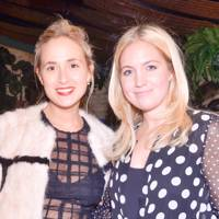 Princess Elisabeth von Thurn und Taxis and Marissa Montgomery