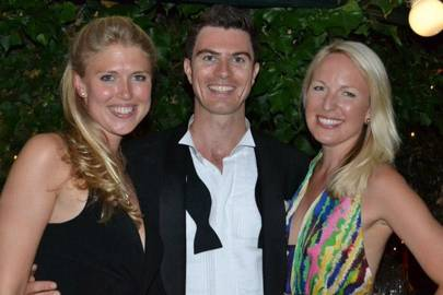 Iona McDonald, Steven Williams and Mieka Sywak