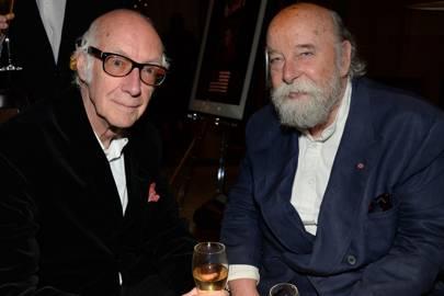 Roger McGough and Roy Ackerman