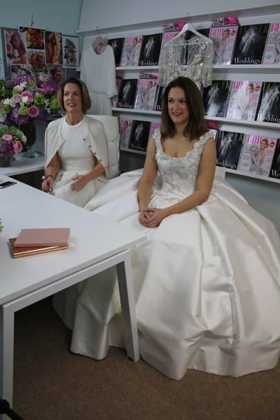 Sophia Money-Coutts & Jade Beer's Wedding Etiquette